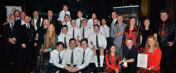 2015 Celtic Music Award Winners