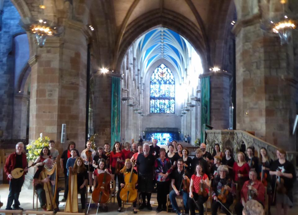 MSFC at St Giles Cathedral