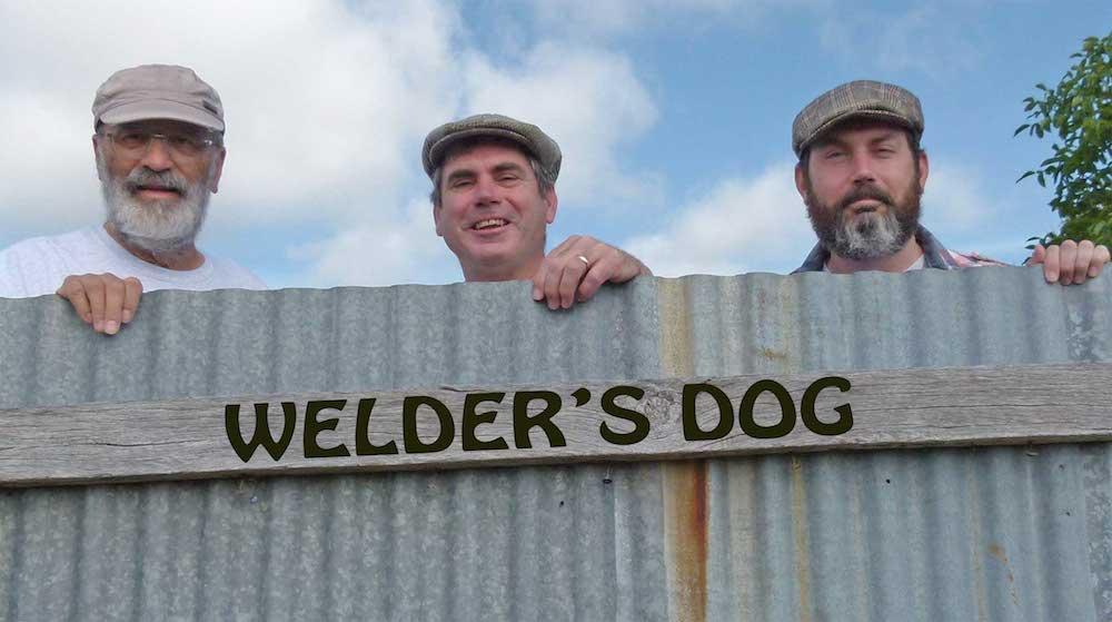 Welder's Dog