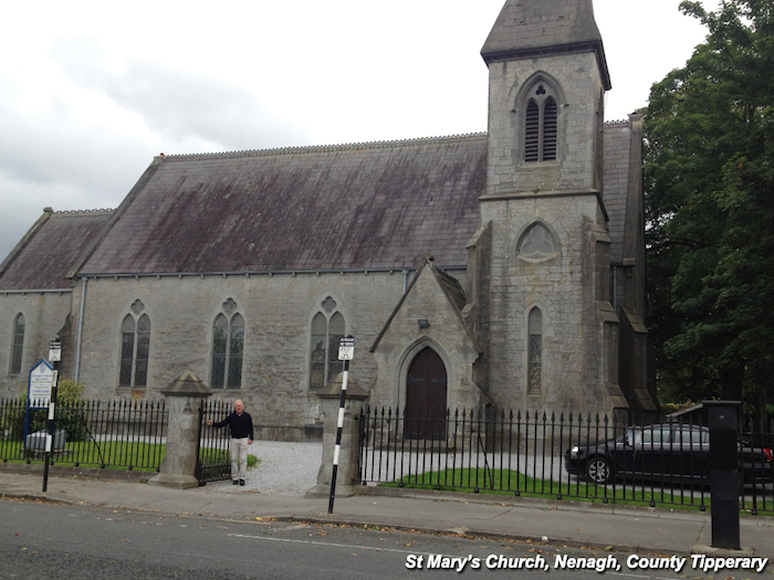 St Marys Church, Nenangh, County Tipperary