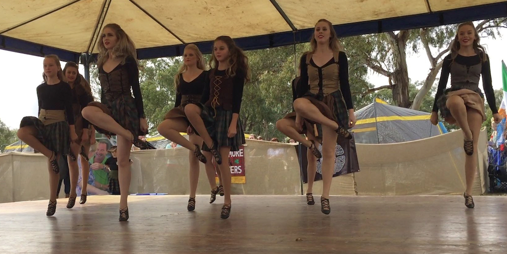 Cape Byron Celtic Dance