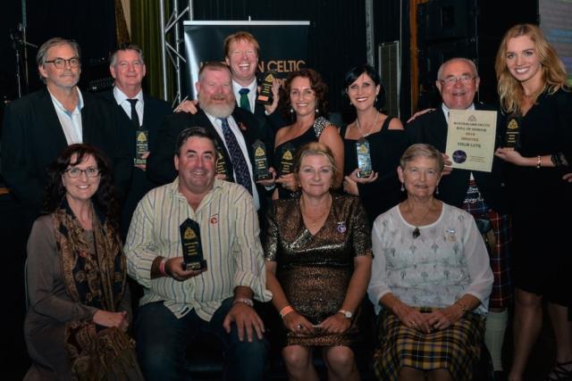 2016 Australian Celtic Music Awards winners