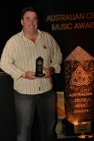 Steve Passfield – Celtic Album Producer of the Year 2016