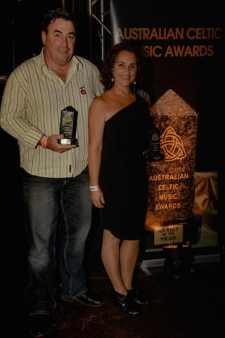 Steve Passfield & Kathryn Jones