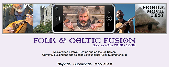 folk and celtic fusion music video festival