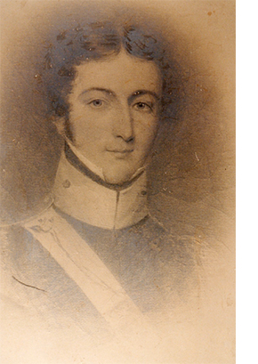 Major Archibald Clunes Innes