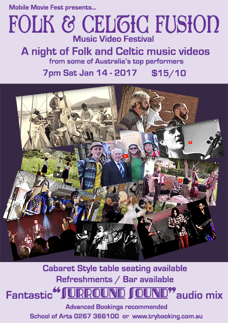 Folk and Celtic Fusion