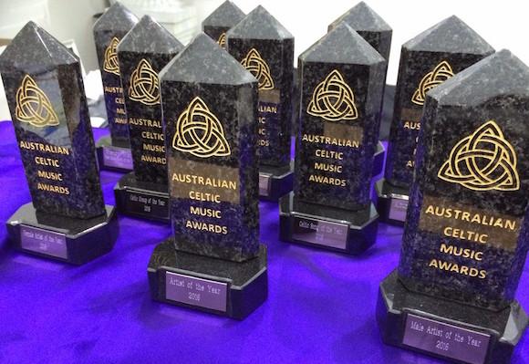 Celtic Music awards