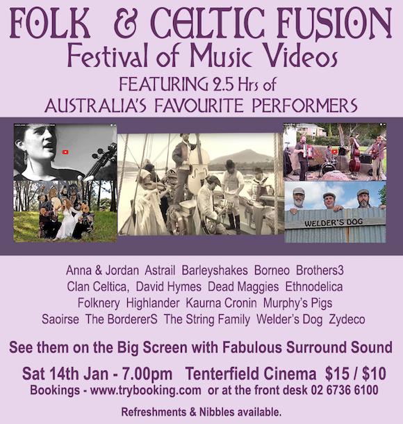Folk & Celtic Fusion