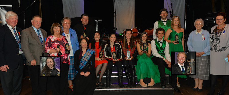 2017 Celtic Music Awards winners