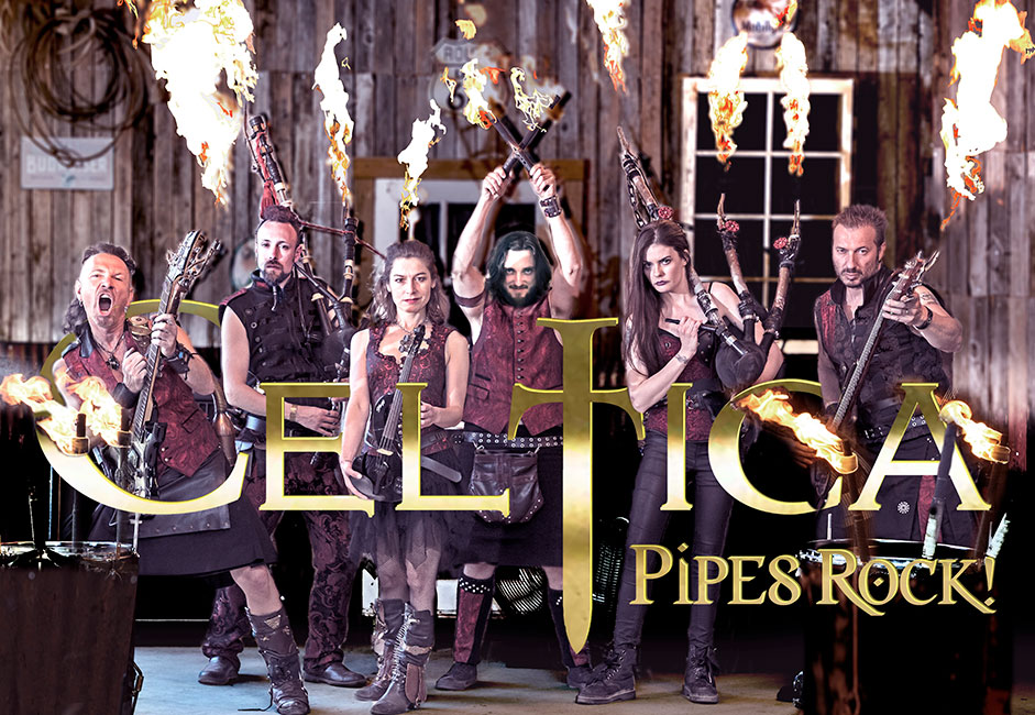 Celtica Pipes Rock | Australian Celtic Music Awards